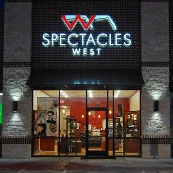 Spectacles West Storefront